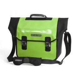 Ortlieb In-Town 18 litri borsa a tracolla lime/nero