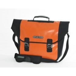 Ortlieb In-Town 18 litri borsa a tracolla arancio/nero
