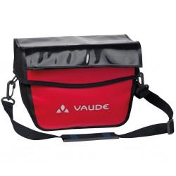 Vaude Aqua Box 6 litri borsa da manubrio rosso/nero