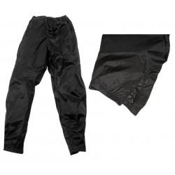 Hock Rain Pants Basic pantaloni da bicicletta per la pioggia nero