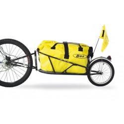 """BOB trailer YAK 26"""" carrello rimorchio per bicicletta"""