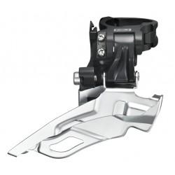 Shimano deragliatore anteriore Deore 3x10 velocità nero