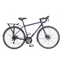 KHS TR101 bicicletta da turismo blue