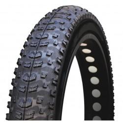 """VEE TIRE Bulldozer copertone pieghevole Fat bike da 26""""x4,7"""" nero"""