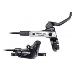 Shimano BL-M615/BR-M615 pompante e pinza freno a disco idraulico posteriore nero argento
