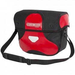 Ortlieb Ultimate 6 M Classic borsello da manubrio rosso nero