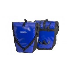 Ortlieb coppia borse Back Roller Classic blu ultramarino Nero
