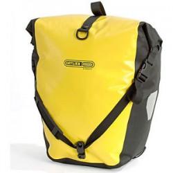 Ortlieb coppia borse Back Roller Classic giallo nero