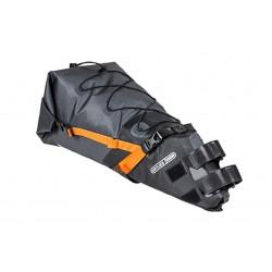 Ortlieb Seat Pack 16,5 litri borsa bikepacking sottosella per bicicletta antracite nero