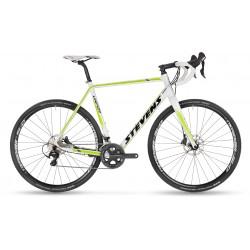 Stevens CycloCross Vapor 2017 bianco verde