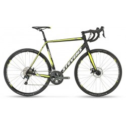 Stevens CycloCross Tabor 2017 Nero verde