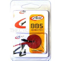 SRAM pastiglie freno disco Avid BB5