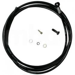 Magura tubo nero per MT da 2500mm
