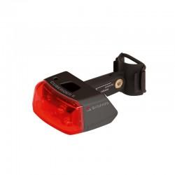 Sigma fanale posteriore cuberider II nero