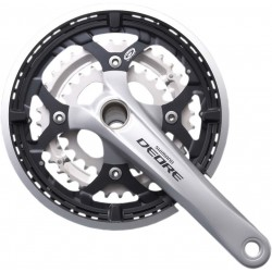 Shimano guarnitura Deore FC-M591 movimento integrato