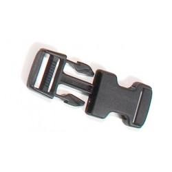 Ortlieb clip di fissaggio per borse con fettucce da 25mm