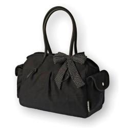 Basil borsa posteriore Katharina black& Dots