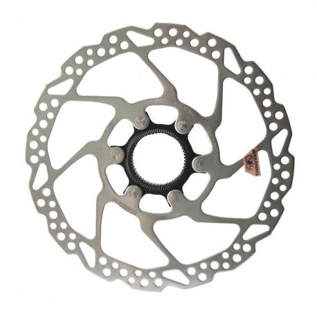 Shimano disco SM-RT54 per freno idraulico centerlock 180mm per Deore